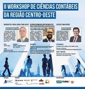 II Workshop de Ciencias Contabeis - Inovação, Gestão e E-social
