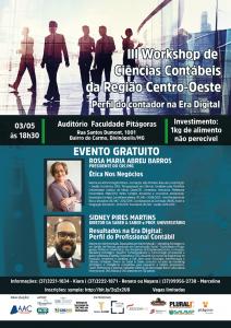 I Workshop de Ciencias Contabeis - Perfil do Contador na Era Digital