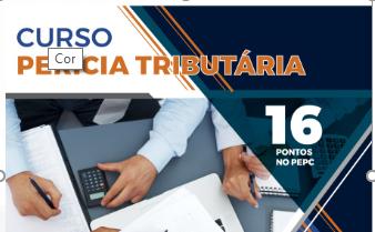 CURSO DE PERICIA TRIBUTARIA REALIZADO NO SESCON/MG NOS DIAS 14 E 15/03/2020 – SUCESSO. GRATIDÃO