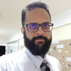 Profº. Sidney Pires Martins